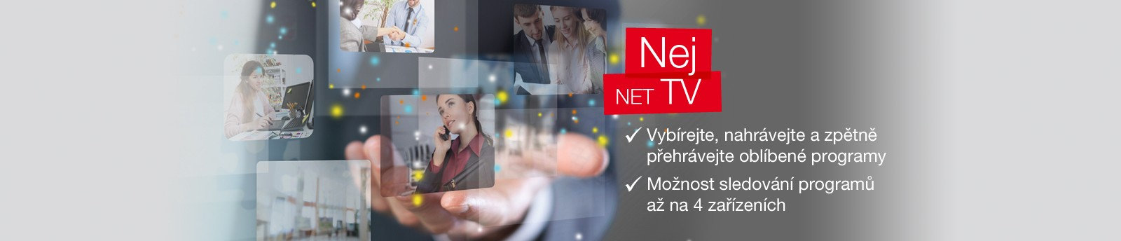 NET TV HP