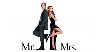 Květnový filmový hit v NejTV? Mr. & Mrs. Smith!