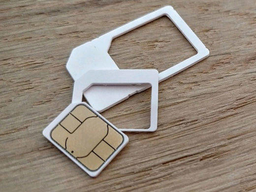 Ztracená SIM karta
